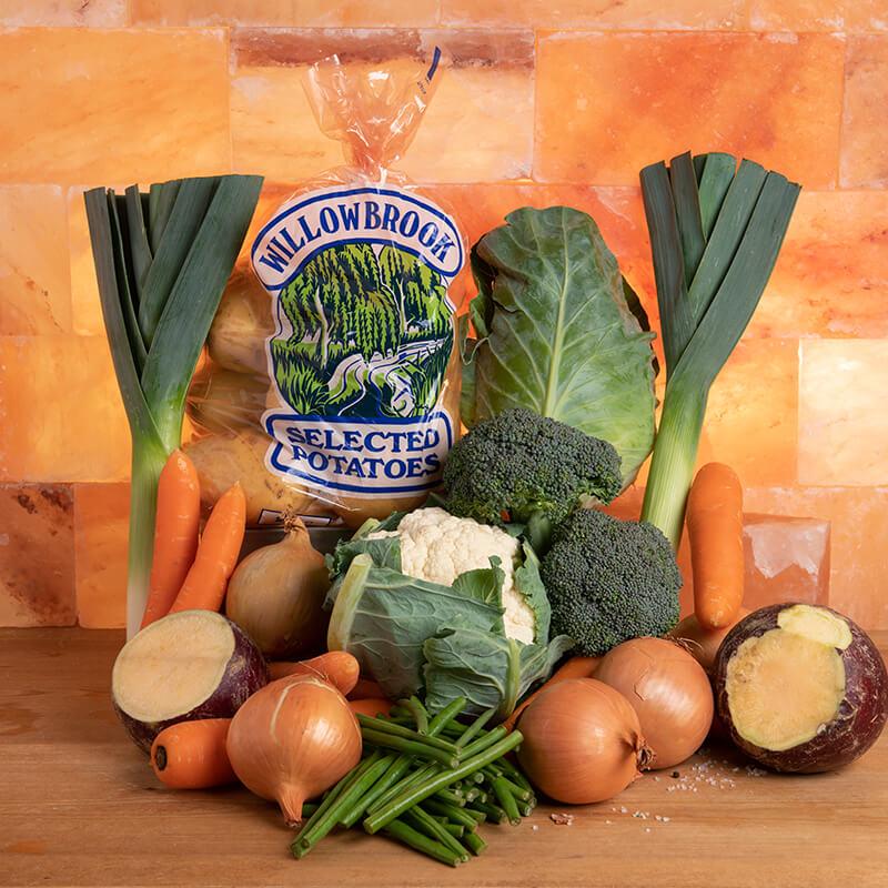 Fresh Vegetable Box