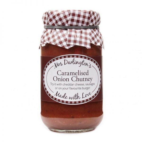 Chutney Caramelised Onion